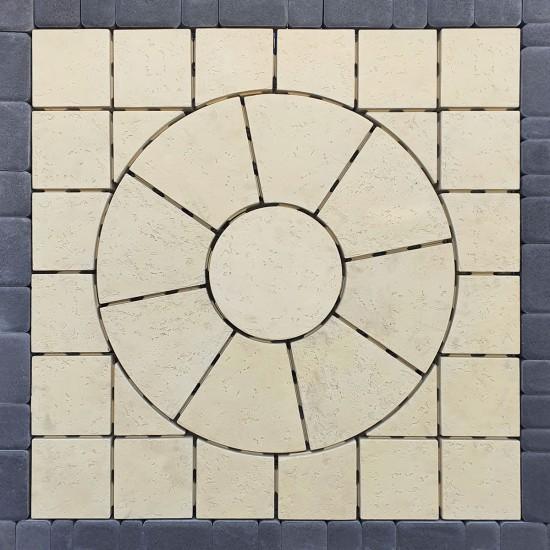 Розетка h = 60 мм