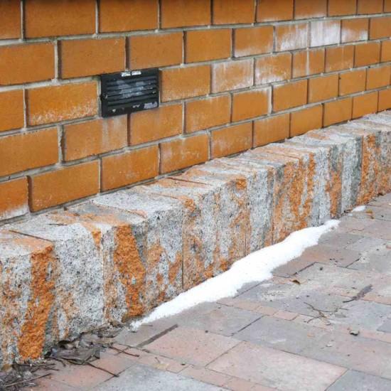 Столбик декоративный 175x150 h = 350 мм