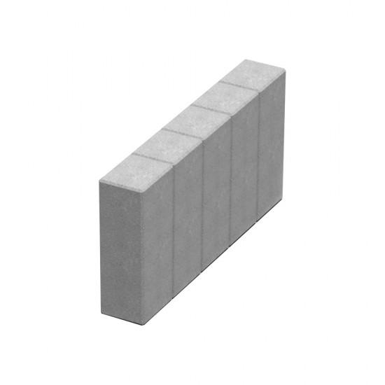 Поребрик фигурный квадратный  500х80