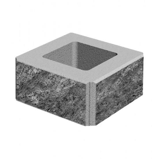 Блок декоративный для столба(400х400х200)