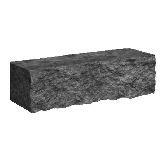 Камінь декоративний для клумби 175х500