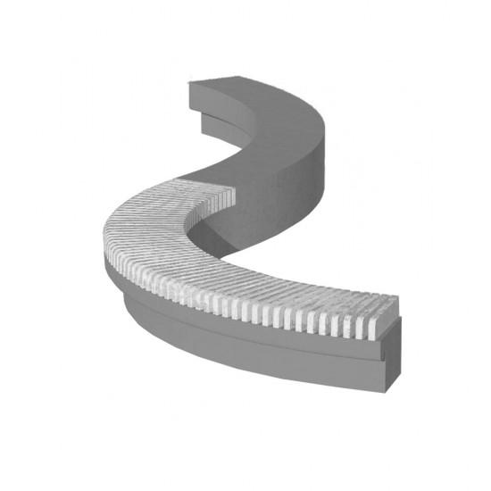Гранде-II комплект S-подібний 6 секцій
