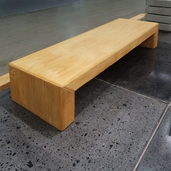 Bench Solo Forest