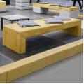 В Украине начали производить древесину из… бетона.
