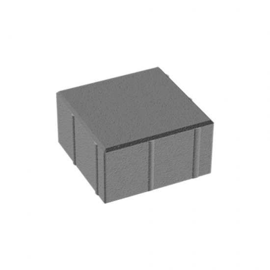 Квадрат 200х200 бруківка (h = 100 мм)