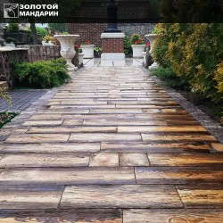Marshalls. Terrace slab (h = 40 mm)
