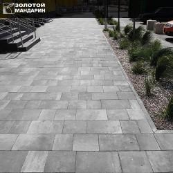 Модерн тротуарна плитка  (h = 60 мм)