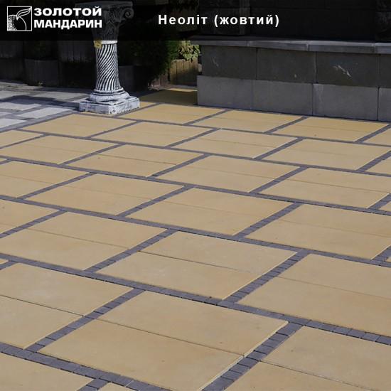 Неоліт тротуарна плитка (h = 60 мм)
