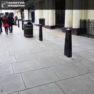 Плита тротуарна 600х600 (h = 100 мм)