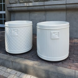 New texture of Rueda urn - affordable comfort