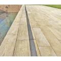 Плитка Терраса – деревянная фактура с преимуществами бетона