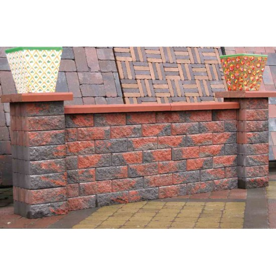 Блок декоративний для стовпа (300х300х100)