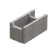 Блок несъемной опалубки малый (510х250х235)