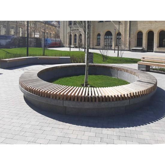Лава Гранде кругла (секційна), 10 секцій