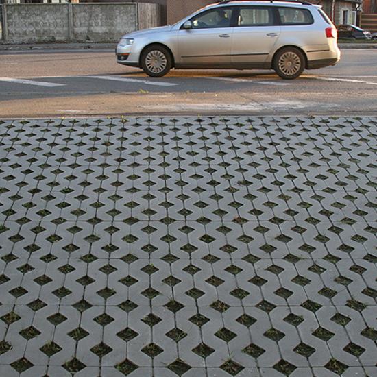 Паркувальна решітка