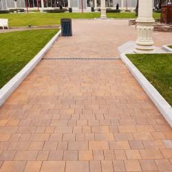 Тротуарна плитка Плац