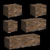 Камінь декоративний для клумби