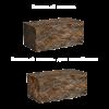 Камінь декоративний для паркану