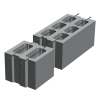 Блок стіновий (400х200х200)