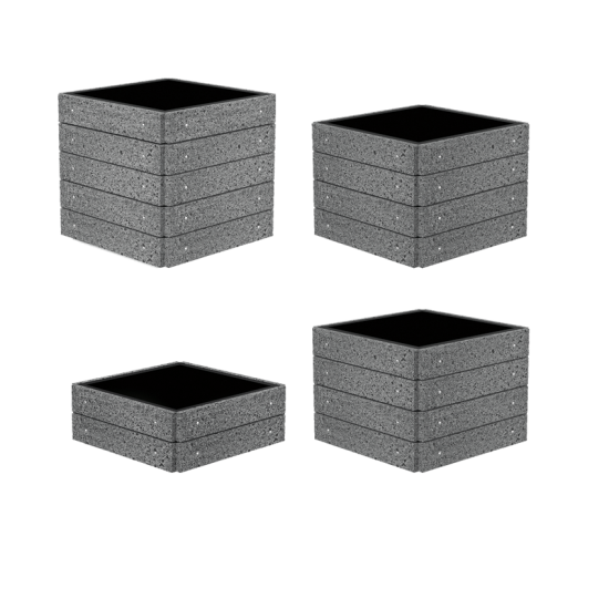 Квітник Глянець кубічний