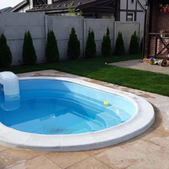 Кришка для басейну класична
