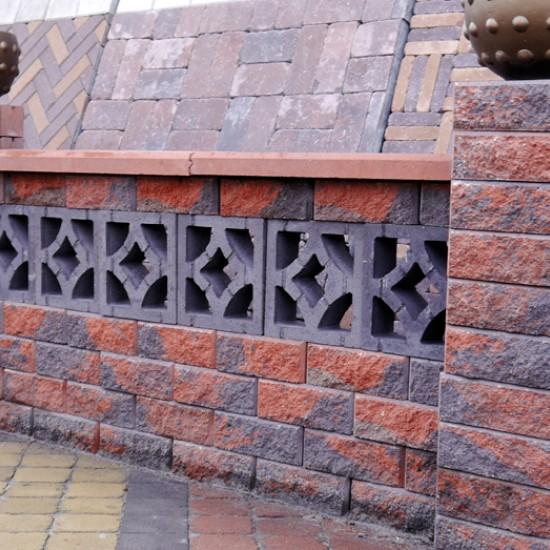 Блок парканний Гармонія