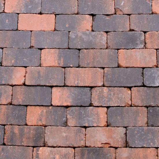 Brick Rotterdam Antique (h = 65 mm)