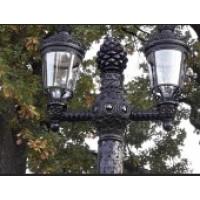 Паркові ліхтарі в новій комплектації!