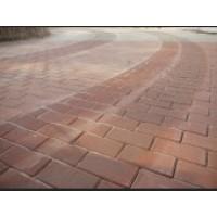 Тест на стираність тротуарної плитки!