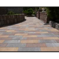 Тротуарна плитка Паркет зміксована у трьох кольорах!